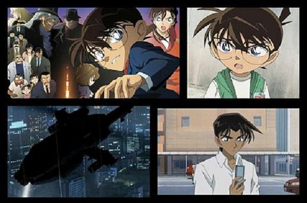 名探偵コナン 漆黒の追跡者 - 02