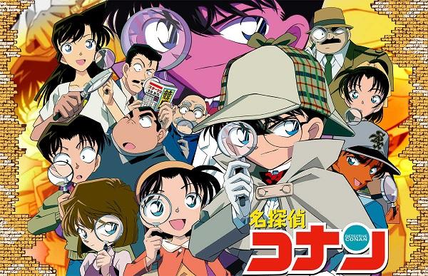 夏休みおすすめアニメ - 名探偵コナン