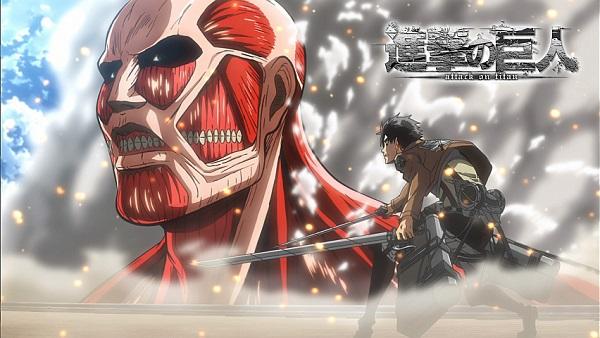 夏休みおすすめアニメ - 進撃の巨人