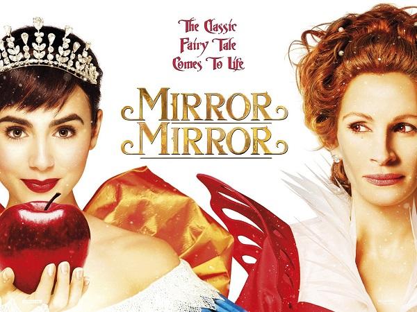 白雪姫と鏡の女王 - アイキャッチ
